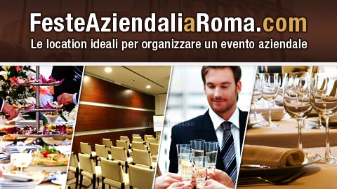 home feste aziendali roma