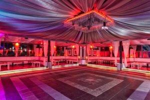 sala privata per feste aziendali a roma