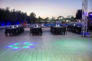 locali con piscina per feste aziendali a roma